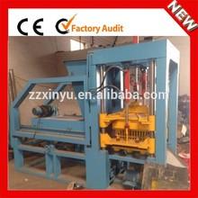 Hot sale QT 12-15 coal ash brick making machine with CE certificate