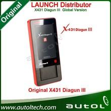 2015 Professional Launch Diagnostic Tool X431 Diagun3 Wide Coverage European / Asian/ American Cars