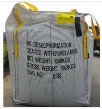100% new material pp FIBC big ton bag with safety factor of 6:1 for industry use