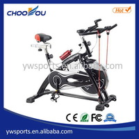 Economic hot sale home fitness flywheel spinning bike