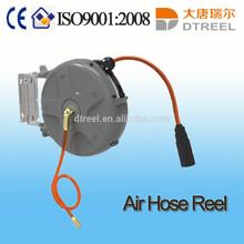 I.D. 6.5mm L 10m small air hose reel auto rewind hose reel