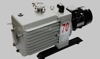 TRD-70 double stage rotary vane vacuum pump
