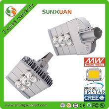 china top ten selling products IP65 led lamp street, 150w bridgelux led street light, high power led street light head