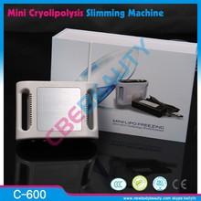 Mini Portable cryolipolysis fat freeze slimming machine Mini beauty machine
