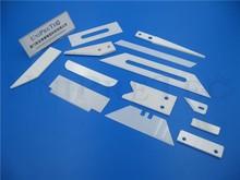 Yttrium Stabilized Zirconium Oxide Ceramic Cutter / Blade / Knife / Plate