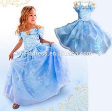2015 New Princess fairytale carnival costume cinderella costume girl fancy dress