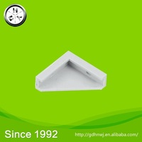 Abundant Sales experience high quality plastic furniture corner fittings/ huben furniture fitting (CF4211)