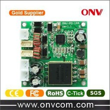 Factory 10/100M Power over ethernet Module for IP camera with Segregate