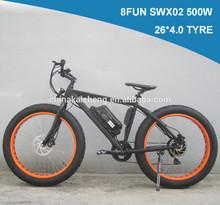 2015 LOHAS fat hummer 48V 500W high power electric motor bike KCMTB016