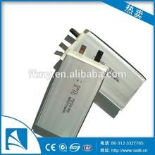 2015 High Quality 3.7v 4000mah Rechargeable Tablet Pc Li-polymer 4000mah Battery
