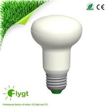 led spot e27 r63 7w bulb light with CE