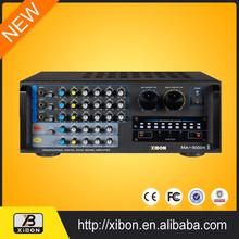 Professional Audio 150w daya amplifier