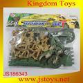 2015 novo design figura vívida militar brinquedo venda quente