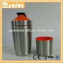 promotional 2015 latest design protein shaker bottles/personalized protein kid shake bottle