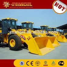 venda quente carregadeira xcmg zl50gn motor diesel importado
