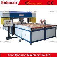 Automatic Horizontal Glass Polishing CNC Glass Edge Grinding Machine