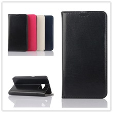 New Luxury Wallet Leather Flip Back Cover Case For Samsung Galaxy S6