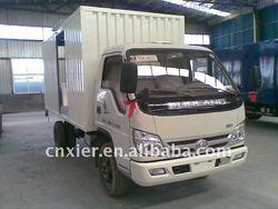 backhoe loader mini bus/view van/coaster/passenger car foton