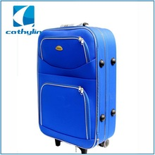 2015 Hot-selling leather luggage carry on