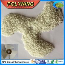 PP+20% glass fiber filled plastic pellets PP scrap