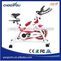 Top level hot sell exercise flywheel spinning bike