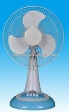 DC solar Table fan