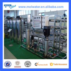 Residential Community Small Scale Mineral Water Plant / Water Purification Plant
