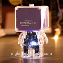 Mr.Box branded mini innovative human box powerbank 6800mAh