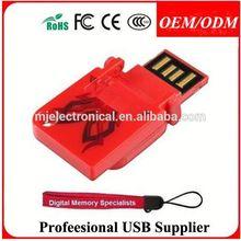 diamond USB flash memory drive/metal lanyard u disk , Free sample