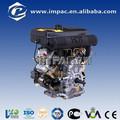 15hp воздуха охлаёдение небольших v образный двигатель