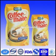 Customized plastic coffee tea milk powder bag
