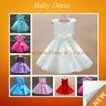 Flor color de rosa bebé vestido vendidos blancolarga suave y esponjosa tutu falda para las niñas sfubd- 398
