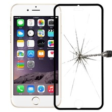 Link Dream Premium 0.33mm Tempered Glass Screen Protector for iPhone 6 Plus with Holder