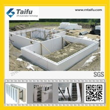 TAIFU icf building block machine with Burket Valve for Forms Hollow Block