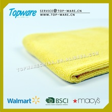 High quality microfiber/microfibre terry cleaning cloth