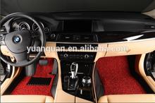 custom 4 pcs black 2d 3d 5d car mat for Mercedes Benz E class