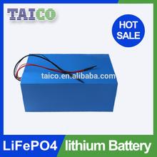 High Capacity 12 volt 200 ah lithium ion battery