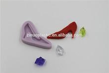 One high heels shape silicone fondant mold cake mold silicone fondant mold
