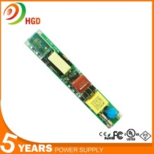HG-501Professional design & Top quality T8 isolate LED tube light driver 21W led driver