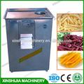 Automatische verstellbares kartoffel spirale chip-schneidemaschine( Skype: xinshijia. Jessica)