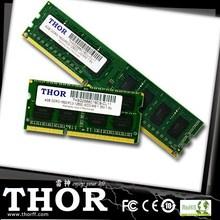 THOR Wholesale New DDR1 DDR2 DDR3 1GB 2GB 4GB 8GB 1333 1600 RAM
