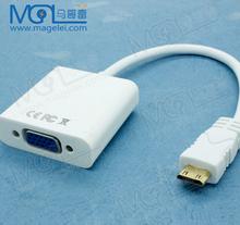 mini HDMI adapter!! Mini HDMI to VGA adapter cable