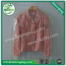 Best sale product bio degradable plastic dust PVC garment bag