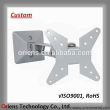 high quality precision metal pole clamp bracket