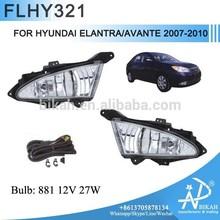 Fog Light For HYUNDAI ELANTRA/AVANTE 2007-2010 For Fog Lamp