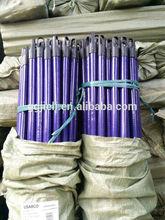 Professional pvc floor broom handlefloor brush handle with high quality