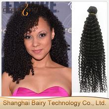 Shanghai human hair extension cheap price no tangle no mix no shedding
