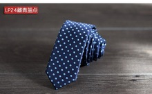 Fashion strip Wholesale silk ties for men