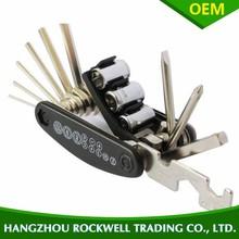 Multi-Function Bike Bicycle Mechanic Repair Tool Kit 16 in 1 Bike Pepair Tool kit bicycle tool kit