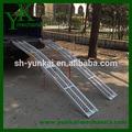 Especial de novos produtos de alta qualidade de alumínio rampas de carga, alumínio rampa motos
